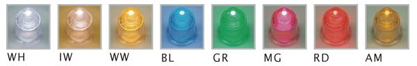 LED光源色トキレッズ標準 0.1W