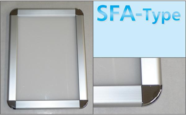 [SFA] 開閉式フレーム 40㎜幅タイプ (屋内用)