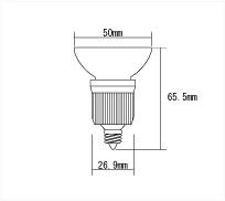 LEDハロゲン電球:アイティーランプ