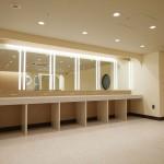 鏡照明輝(女優ミラー)日本武道館様 特別室の場合