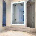 鏡照明輝(女優ミラー)個人住宅 3面鏡の場合